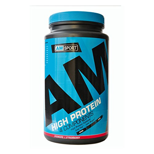 AMSPORT® High Protein Erdbeere 600 g
