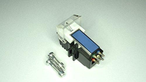 Moving Magnet Tonabnehmer Mit Diamant Nadel passt Technics SL1200 SL1200 Mk2 SL1200 Mk5 SL1210 Mk2 SL1210 Mk5 SL1600 Mk2 SL1610 Mk2 SL1700 Mk2 SL1710 Mk2 SL1800 Mk2 SL1810 Mk2 Plattenspieler Tonarme