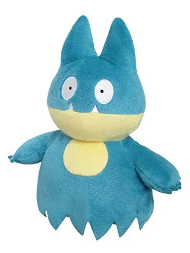 Sanei Boeki Pokemon All Star Collection 11 PP132 Munchlax Goinfrex Mampfaxo Plush Peluche S 19cm