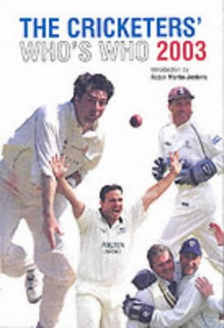 Image OfThe Cricketers' Who's Who 2003