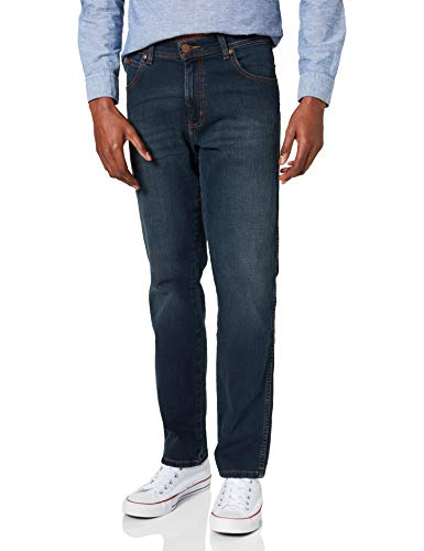 Wrangler Herren Texas Contrast' Jeans, Blau (Vintage Tint), 40W / 34L