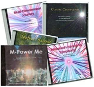 Archangel Metatron's Frequency Healing & Ascension CD System