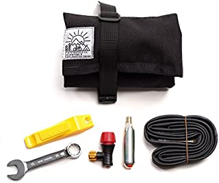 State Bicycle Co x Road Runner Bike Tool Roll Pouch and Tool Set
