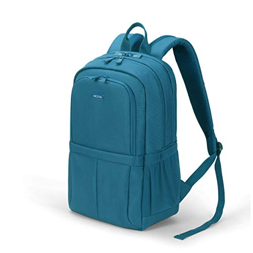Dicota Eco Backpack Scale Rucksack, blau, 13-15,6