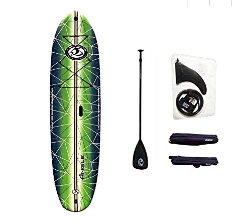 California Board Company Stand Up Paddle Board Set, 9-Feet