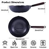 Zoom IMG-1 autentico wok martellato a mano