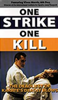 One Strike, One Kill VHS