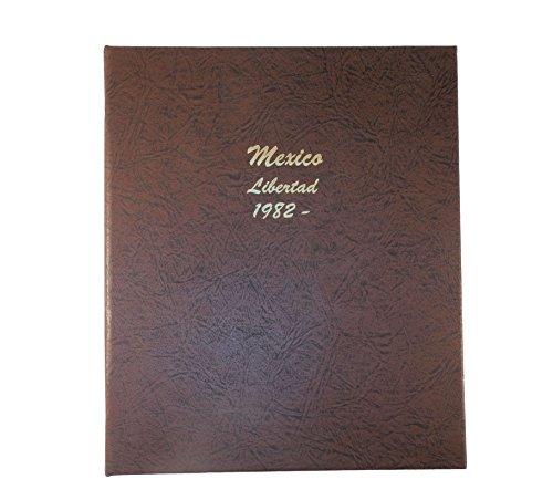Dansco Mexico Libertad Coin Album 1982-2020#7232