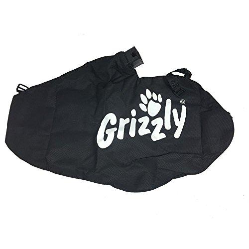 Grizzly Sacco Di Raccolta Con Supporto Per Aspiratore/Soffiatore Elettrico Grizzly ELS 2614 - 2 E