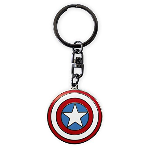ABYstyle - Marvel - Schlüsselanhänger - Captain America