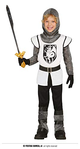 FIESTAS GUIRCA Disfraz de Caballero Medieval para nio de 10 a 12 aos