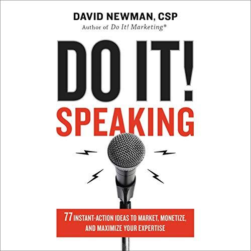 Do It! Speaking cover art