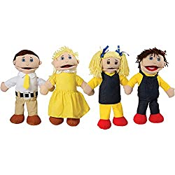 Puppets for Children's Ministry