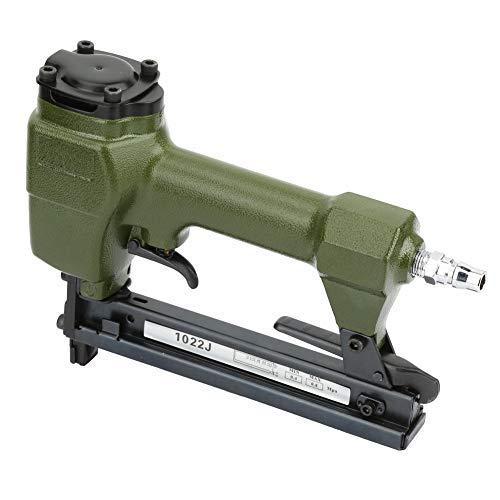 Qazxsw Pistolet à Clous en Forme de U en Alliage d'aluminium Fer en Acier cloueuses pneumatiques agrafeuse agrafeuses à air