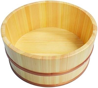 温泉 檜桶 (露天風呂気分でいい気分)