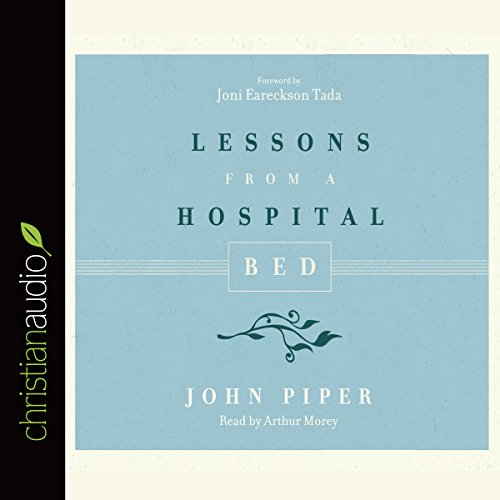 Lessons from a Hospital Bed audiobook cover art