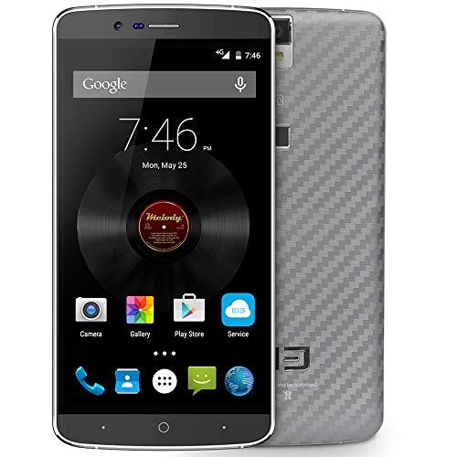 Fesjoy Elefon P8000 4G FDD-LTE 64bit MTK6753 Octa-Core Smartphone FHD 5,5