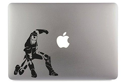 Ironman pak 1 Apple MacBook Air Pro sticker skin decal sticker vinyl, 15