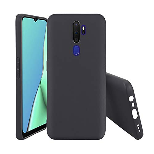 Prime Retail Back Cover for Oppo A9 2020 - Ultra Slim Soft...