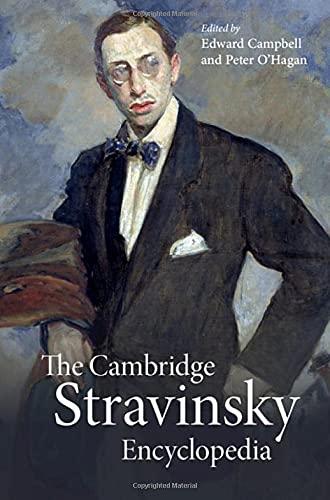 The Cambridge Stravinsky Encyclopedia