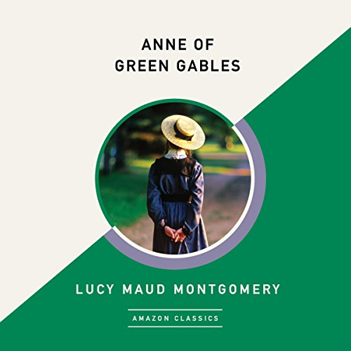 Page de couverture de Anne of Green Gables (AmazonClassics Edition)