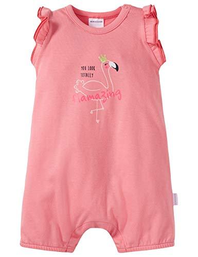 Schiesser Baby Mädchen Baby Spieler/Schlafanzug 165739 in, Kleidergröße:80, Farbe:Apricot 3603