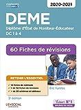 DEME - Fiches de révisions - DC 1 à 4 - Diplôme d'Etat de Moniteur-Educateur
