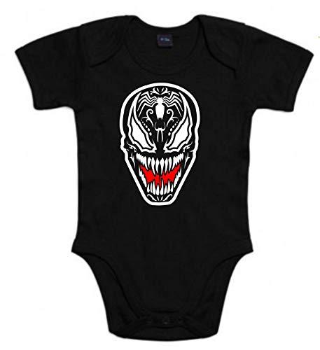 Body de NIÑOS Spiderman Venom Universe 18Meses