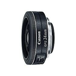 EF-S 24mm Canon f/2.8 STM Lens. Maximum zoom and get Quality Result