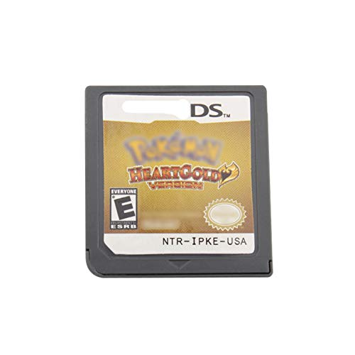 Carte de jeu Pokemon Heart Gold pour Nintendo 3DS NDSi NDS...