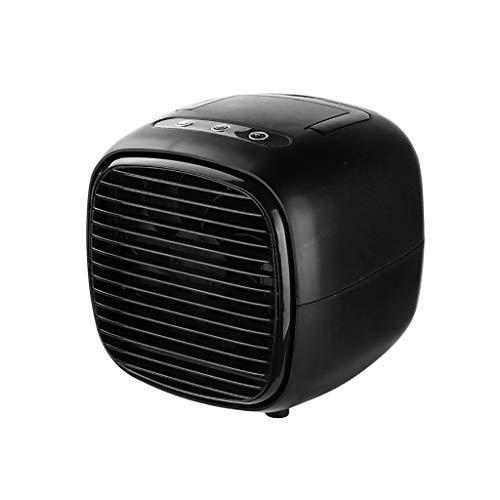 QHJ - Ventilador portátil de refrigeración para oficina o hogar, portátil, portátil, portátil, para oficina, dormitorio, etc.