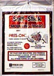 Pres-On Pres On Mounting Board 9 inch x 12 inch B9 (3-Pack)