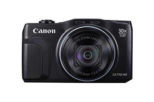 Canon PowerShot SX710 HS Fotocamera compatta 20,3 MP 1 2.3  CMOS 5184 x 3888 Pixel Nero