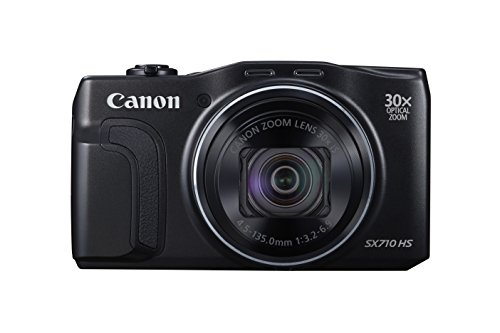 Canon 0109C011AA - PowerShot SX710 HS Black