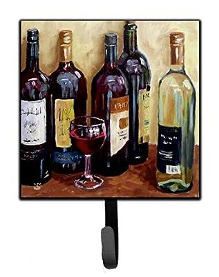 Caroline's Treasures SDSM0118SH4 Wine By David Smith Leash Or Key Holder, Small, Multicolor