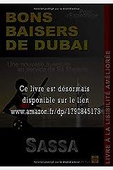 BONS BAISERS DE DUBAI: Grands caractères Broché