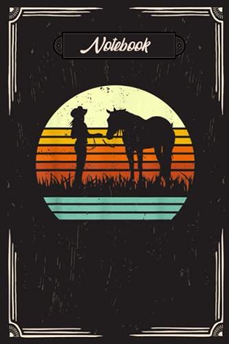 Halter Horse Notebook: Horse Notebook Gift for Horse Lovers Notebooks for...