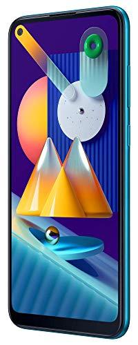 Samsung Galaxy M11 (Metallic Blue, 3GB RAM, 32GB Storage) with No Cost EMI/Additional Exchange Offers