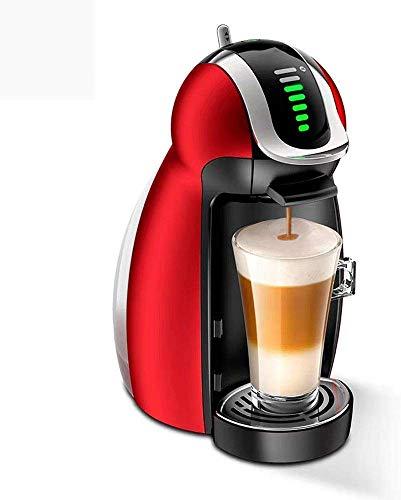 YINGGEXU Máquina de café automática, cafetera pequeña, cafetera inteligente italiana, compatible con el hogar y la oficina del hotel