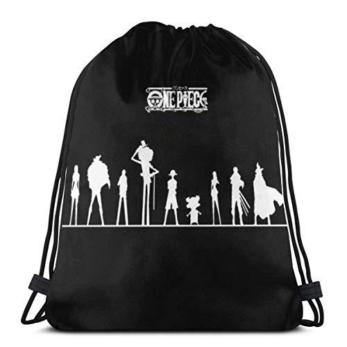wusond Classic Drawstring Bag-One Piece Gym Backpack Shoulder Bags Sport Storage Bag for Men Women