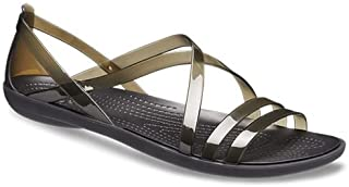 Crocs Women's Isabella Strappy Sandal W Open Toe