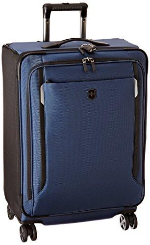Victorinox Werks Traveller 5.0 WT 24 Dual-Caster, Navy Blue, One Size