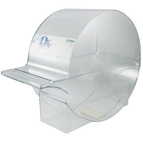 MaiMed Maicell®-Box Zellstofftupfer-Box Transparent