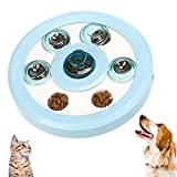 Dog Puzzle Toys - Puppy Treat Dispenser Interactive Games Dog Toy Advanced Slow Feeder for Smart Beginner