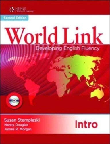 World Link Intro with Student CD-ROM: Developing English Fluency (World Link: Developing English...