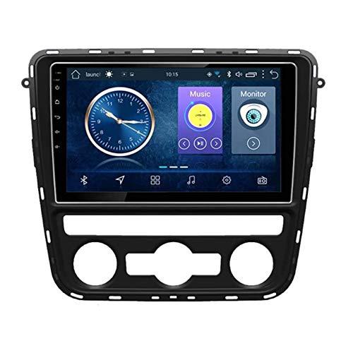 WHL.HH para Volksw agen Passat 2011-2015 GPS Navegación Radio Estéreo Auto Multimedia Android 10.0 Doble DIN 6.2' Auto Auto Auto Jugar / 4G WiFi/Dab/SWC