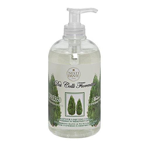Nesti Dante Liquid Soap Colli Fiorentini Cyress Tree, 500 ml