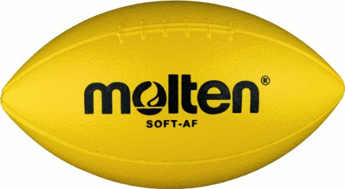 Molten Softball American Soft-AFA Football, Gelb, Ø 270 mm