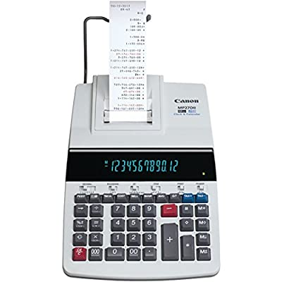 Canon Office Products MP27DII Desktop Printing Calculator from Canon USA Inc.