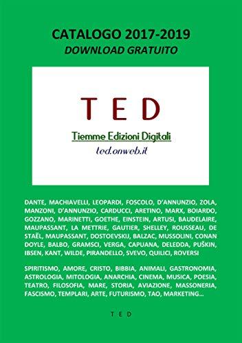 Catalogo 2017-2019: Download gratuito (Italian Edition)